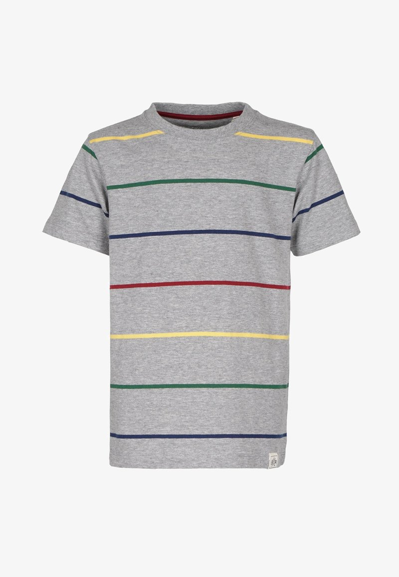 Band of Rascals - Print T-shirt - grey-mel