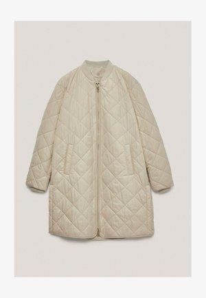 Cappotto invernale - beige