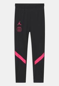 Nike Performance - PARIS ST GERMAIN SET UNISEX - Club wear - pure platinum/black - 2