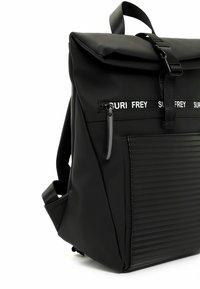 SURI FREY - CARRY - Rucksack - black - 3