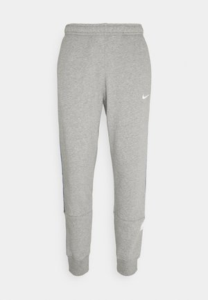 REPEAT - Pantalones deportivos - dark grey heather