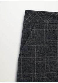 Mango - CHARLOTT - Mini skirt - šedá - 6