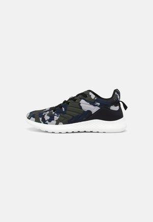 RENO - Sneakers basse - blue/khaki camo