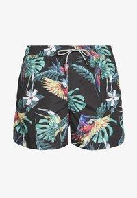 Jack & Jones - JJIARUBA JJSWIMSHORTS - Swimming shorts - black - 2