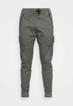 Pantalon cargo - dark grey