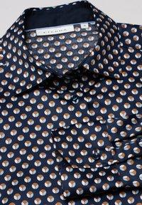 Eterna - Button-down blouse - marine - 4