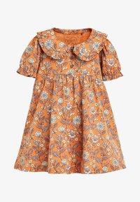 Next - Jersey dress - orange - 0