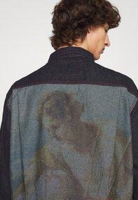 Vivienne Westwood - MARLENE JACKET - Denim jacket - indigo - 3