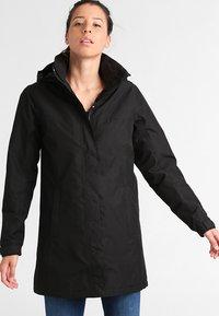 Helly Hansen - ADEN INSULATED COAT - Outdoor jacket - black - 0