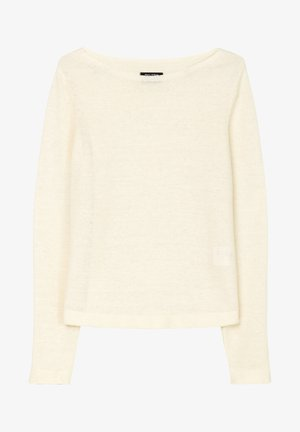 Jumper - natural white
