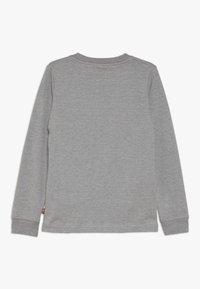 Levi's® - BATWING TEE - Pitkähihainen paita - grey heather - 1