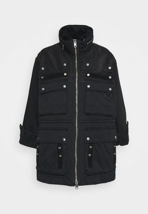 CLARICE JACKET - Parka - black