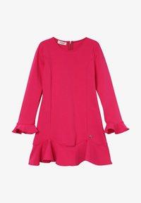 Pinko Up - DIRIGENTE ABITO PUNTO - Jersey dress - pink - 2