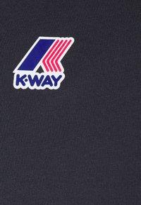 K-Way - LE VRAI EDOUARD UNISEX - Basic T-shirt - blue depht - 2