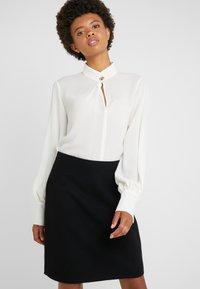 WEEKEND MaxMara - VONGOLA - A-line skirt - schwarz - 3