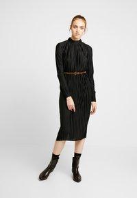 Minimum - MIALINA DRESS - Robe d'été - black - 2