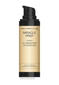 Max Factor - MIRACLE PREP ILLUMINATING & HYDRATING PRIMER - Primer - 001 - 1