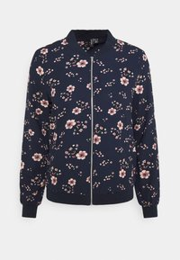 navy blazer/gallie