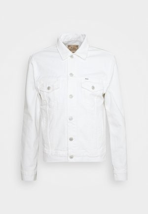 ICON TRUCKER JACKET - Denim jacket - adamson white