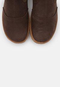 El Naturalista - MYTH YGGDRASIL - Wedge boots - pleasant/brown - 5