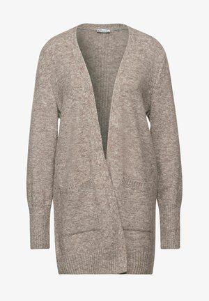 OFFENE - Cardigan - beige