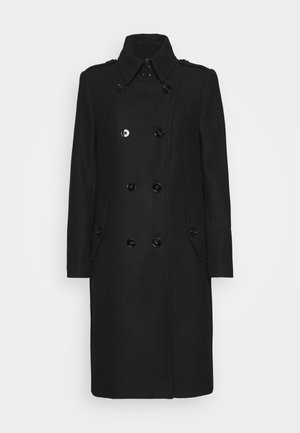 HARLESTON - Classic coat - black