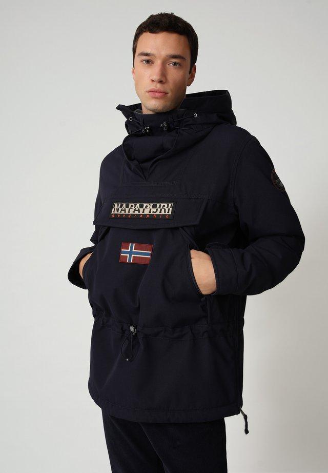 SKIDOO  - Wiatrówka - blu marine