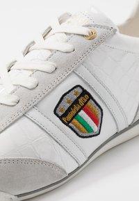 Pantofola d'Oro - FORTEZZA UOMO - Sneakers laag - bright white - 5