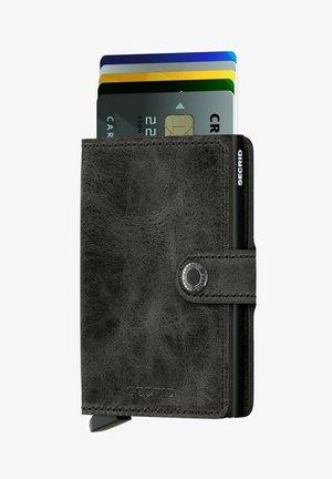 Wallet - vintage black