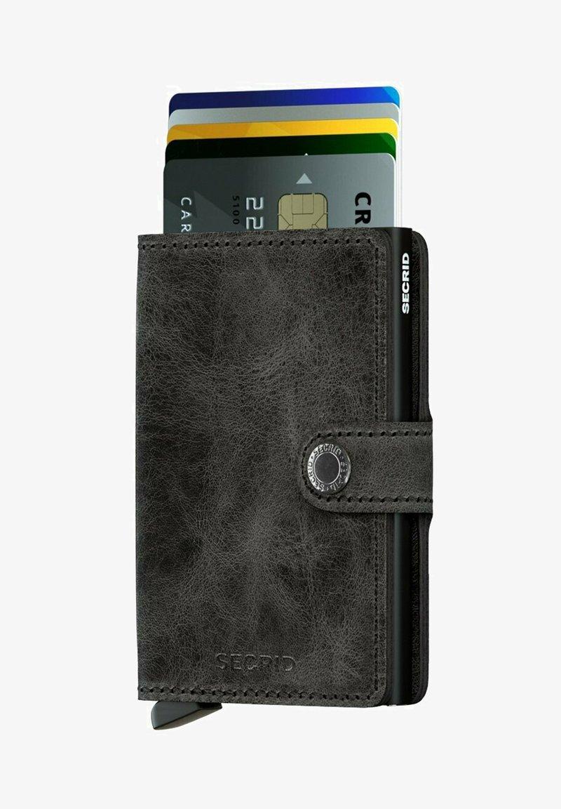 Secrid - Wallet - vintage black