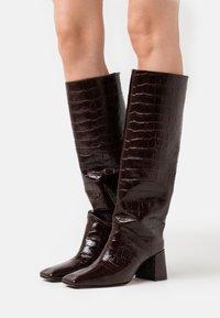 MIISTA - FINOLA  - Boots - brown - 0