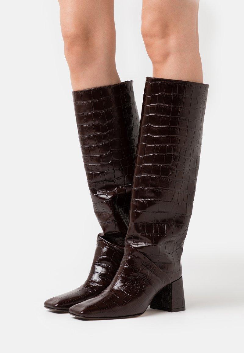 MIISTA - FINOLA  - Boots - brown