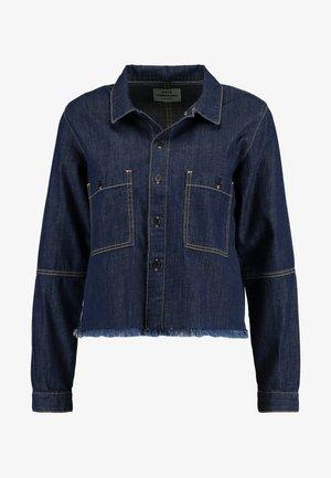 SOFT SILJE - Denim jacket - rinse