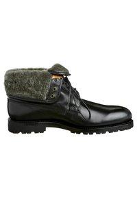 Prime Shoes - SANTO - Lace-up ankle boots - black - 5
