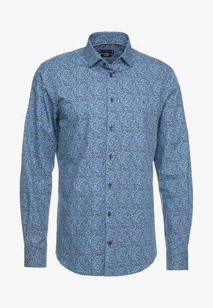 FLOWER CLASSIC SLIM FIT - Košile - dark blue