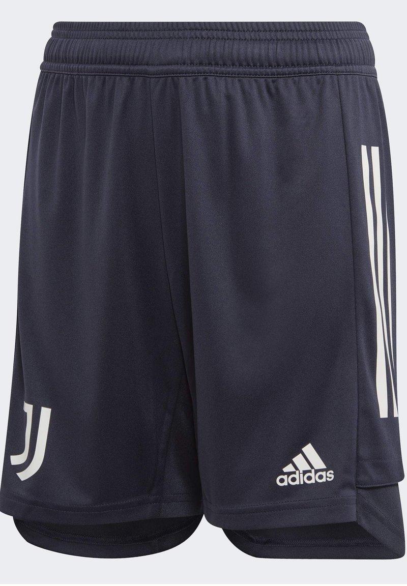 adidas Performance - JUVENTUS TRAINING SHORTS - Sports shorts - blue
