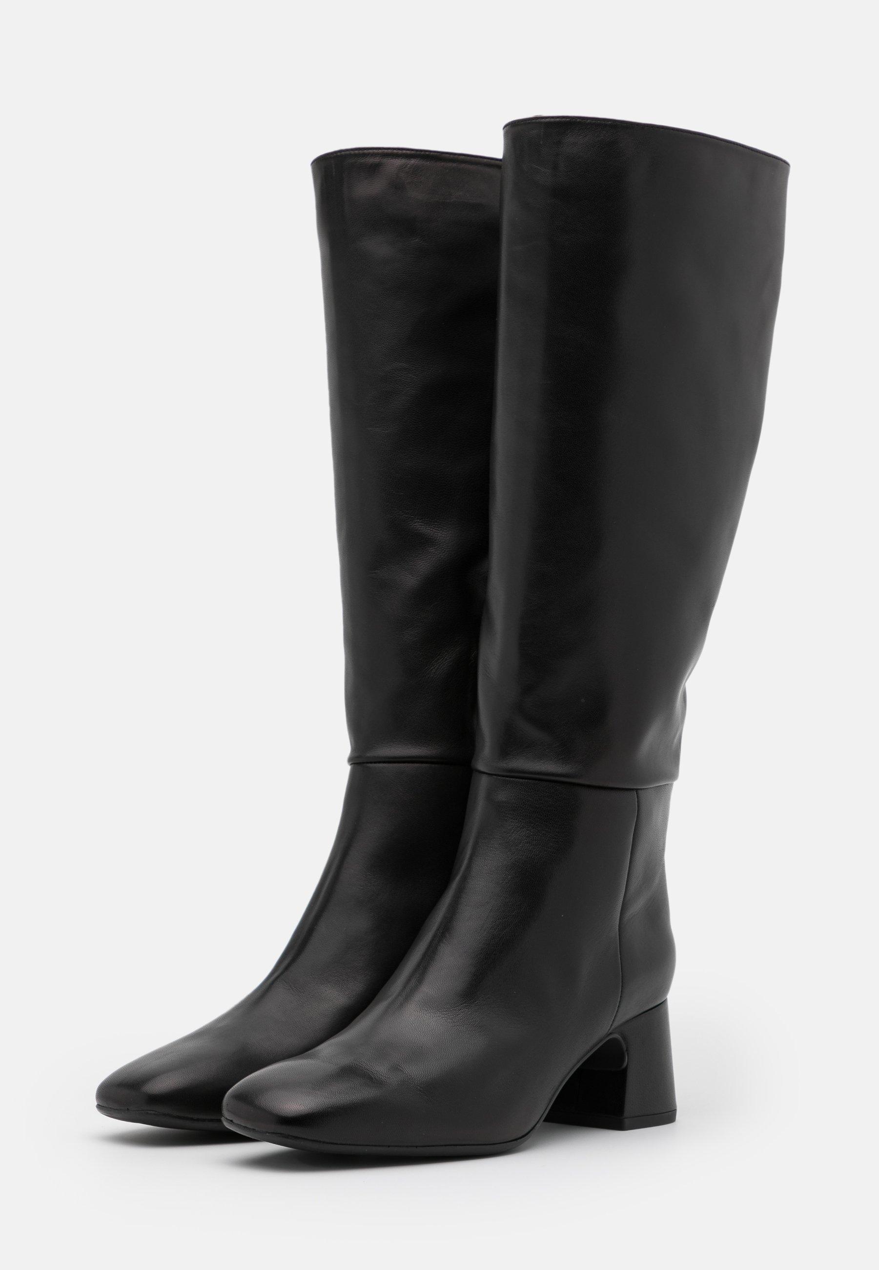 Unisa MIEDE Stiefel black/schwarz