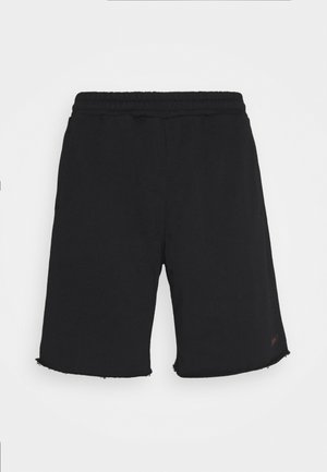 BERMUDA SHORTS - Sports shorts - black