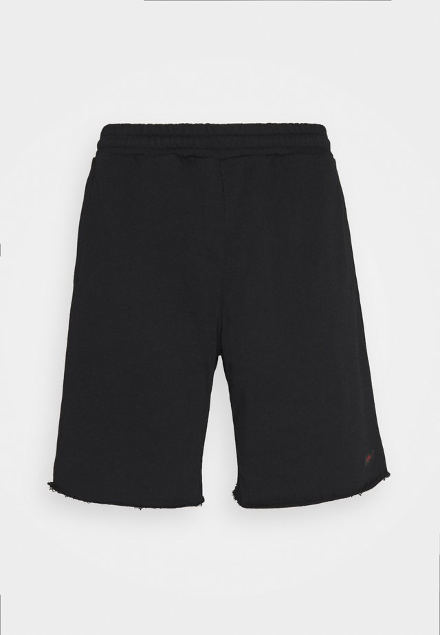BERMUDA SHORTS - Sportovní kraťasy - black