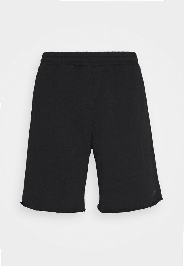 BERMUDA SHORTS - Short de sport - black