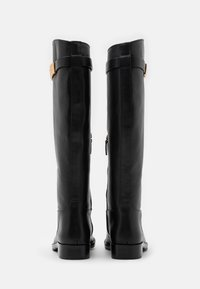 Tory Burch - RIDING BOOT - Boots - perfect black - 3