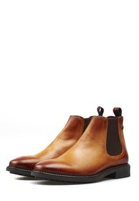 Base London - Classic ankle boots - tan - 1