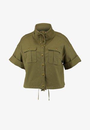 VONDRA JACKET - Summer jacket - explorer olive