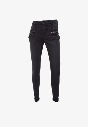 FLORIDA - Jeans Skinny Fit - anthracite denim