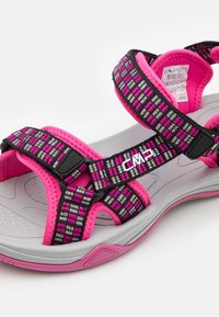 CMP - HAMAL UNISEX - Chodecké sandály - hot pink - 5