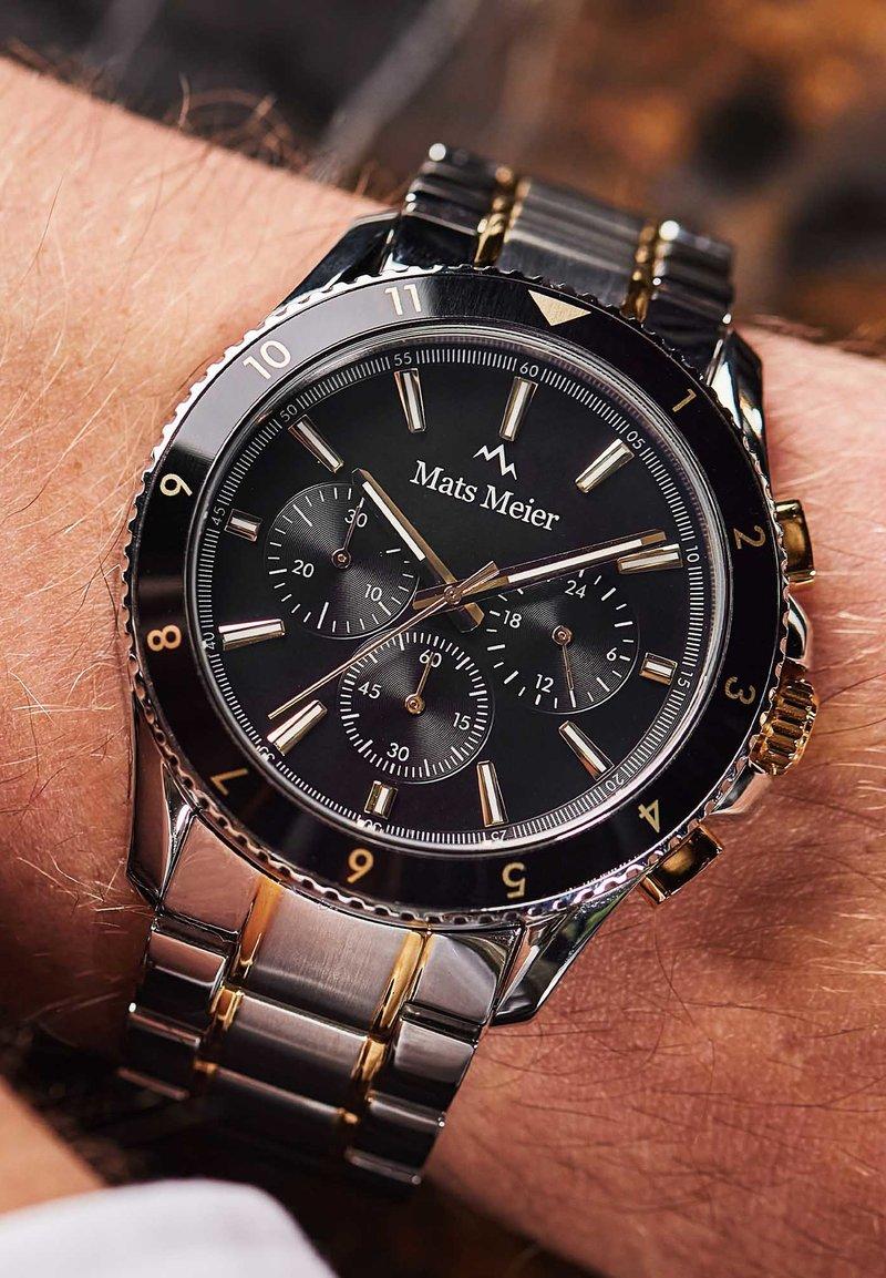 Mats Meier - Chronograph watch - silber
