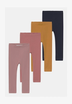 NBFKABEX 4 PACK - Leggingsit - woodrose