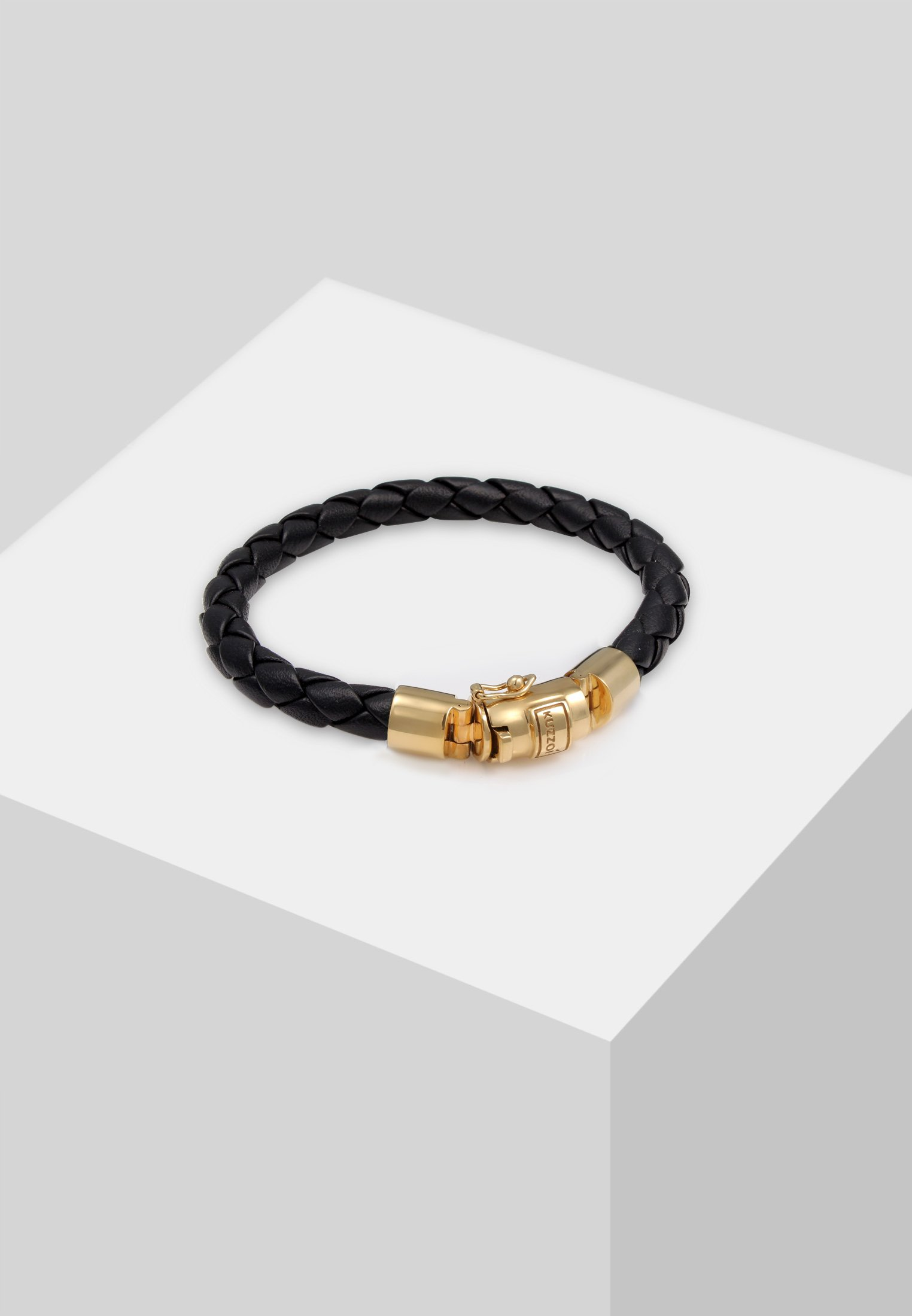 Homme CHUNKY BRAIDED - Bracelet