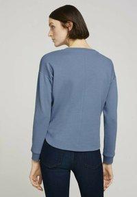 TOM TAILOR DENIM - Sweatshirt - soft mid blue - 2