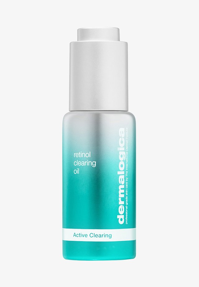 RETINOL CLEARING OIL - Serum - -